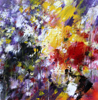 Abstract flowers Oct. 2011 by zampedroni