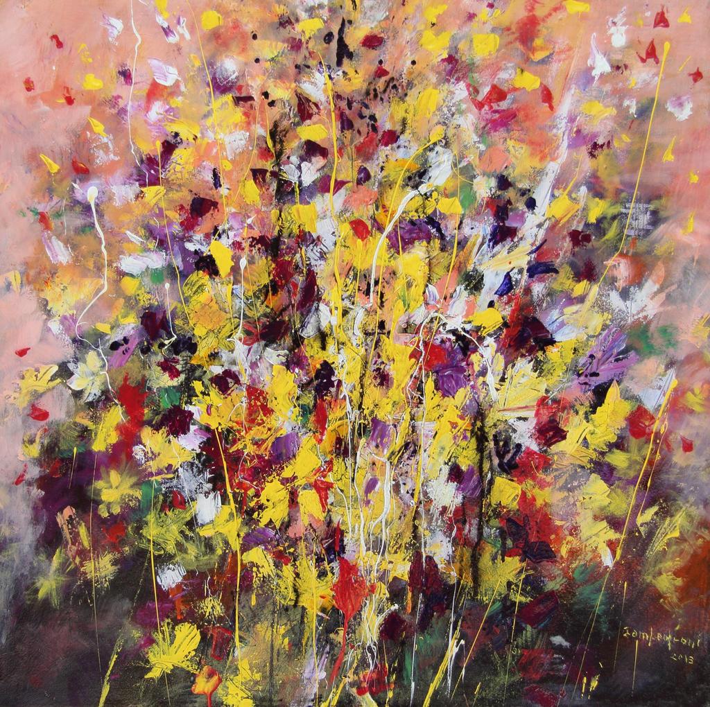 Floral still life 2013 by zampedroni