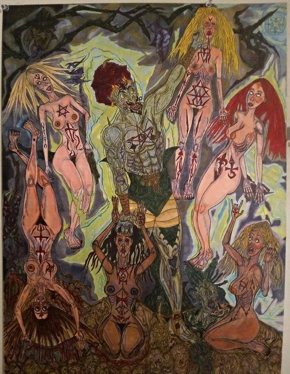 Possession And Corruption: Damnation And Devotion by DrakeDrezhnak