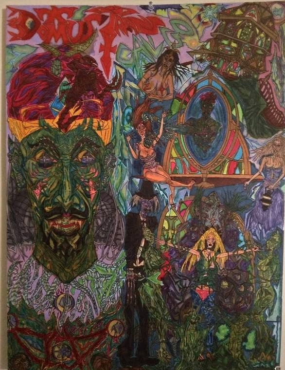 Domus Trans Caligo Other Realms And Other Crops by DrakeDrezhnak