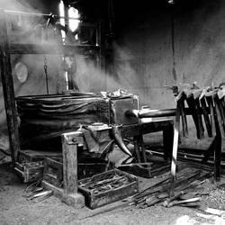 blacksmith by augenweide