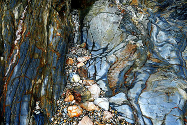 blue stones by augenweide