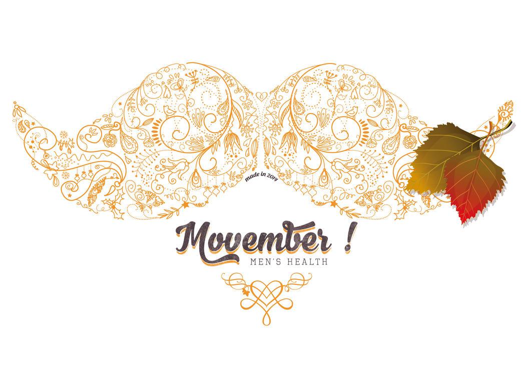 Moustache Movembre by EugeneStanciu