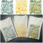 T-shirts design sport cycling