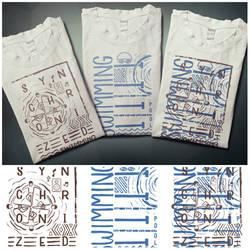 T-shirts design sport swimming by EugeneStanciu
