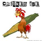 Surfs Up :: Chicken Joe
