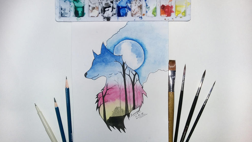 fantasy world by tutansuv