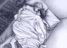A Scandal in 221B Baker Street by MissEvalyn