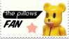 The Pillows Fan Stamp by zetsubou-buster