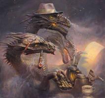 Dragon Writer