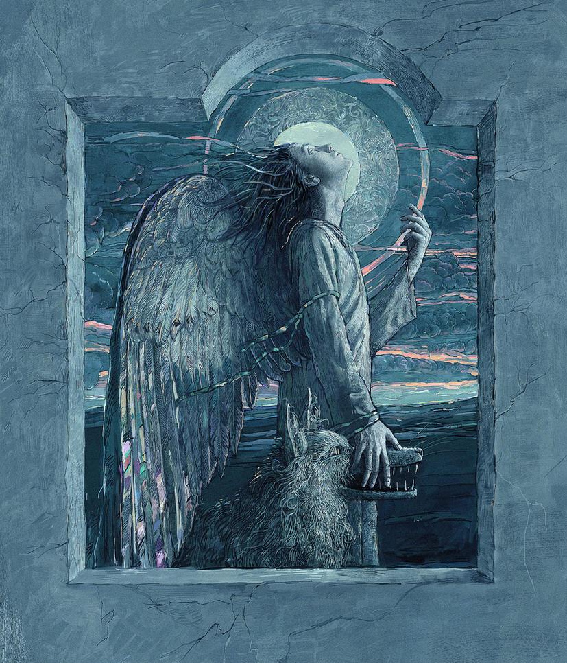 Angel by 25kartinok