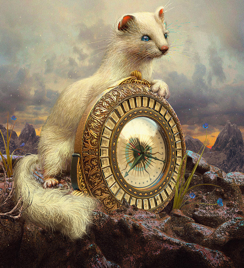 The Golden Compass by 25kartinok