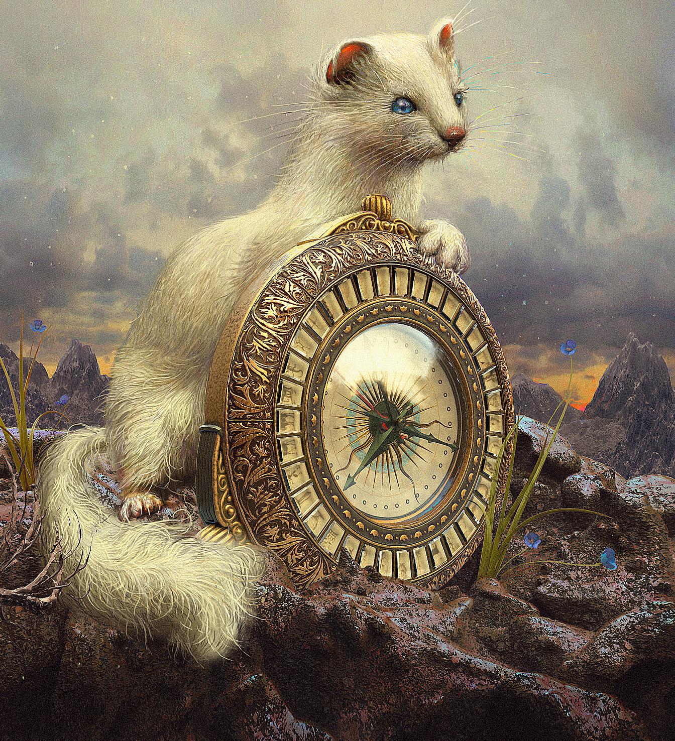 The Golden Compass by 25kartinok