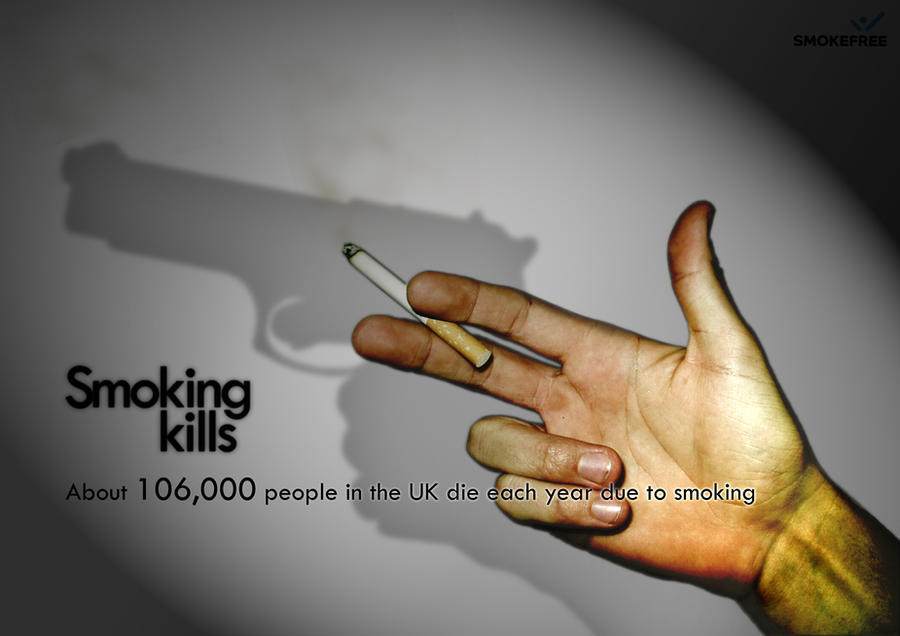 Smoking Kills by DarylBrunsden
