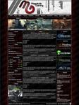 Magnitude Gaming Website