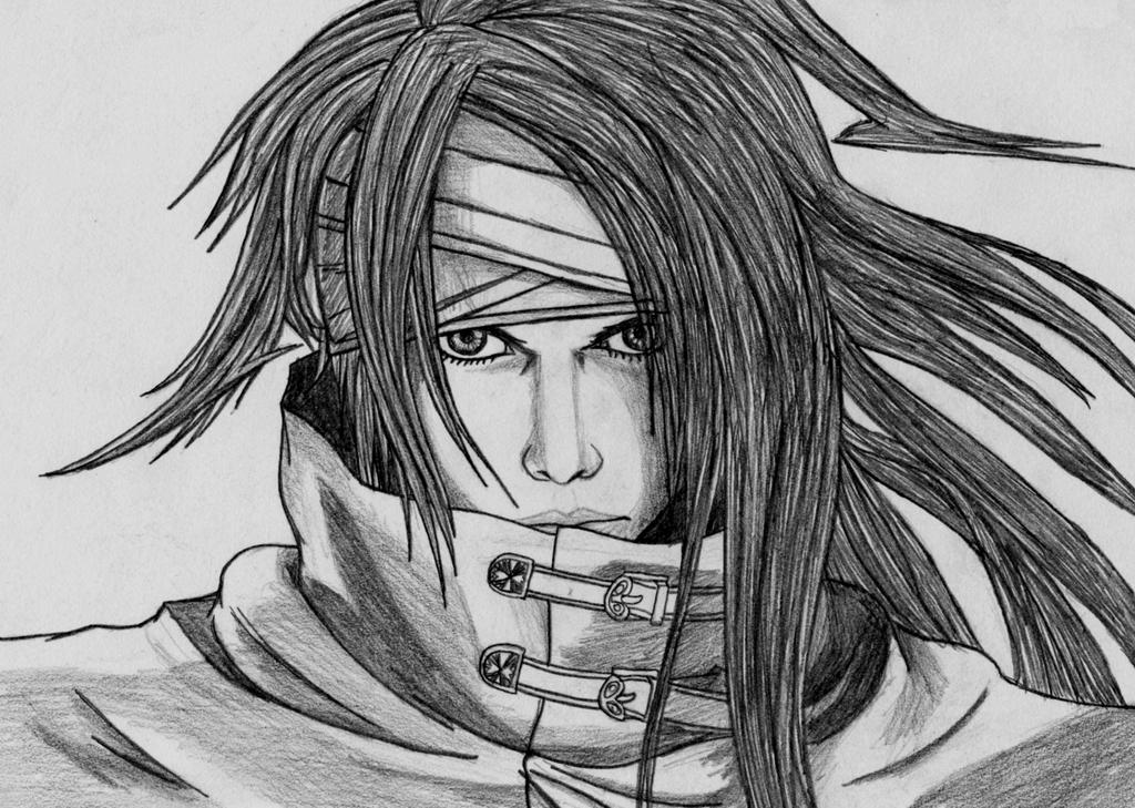Vincent Valentine by Anghellic67