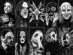 Slipknot Wallpaper by Anghellic67