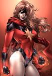 Miss Marvel colors