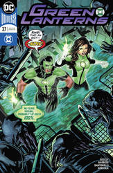 cover colors green lanterns