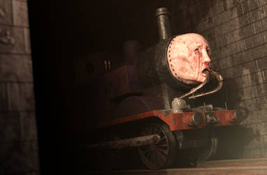 Thomas The Torment Engine by garwik