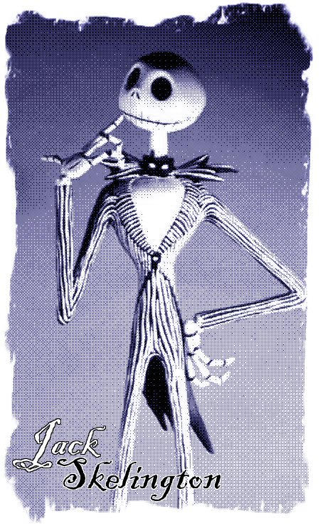 Jack Skelington by DevilInJerseyCity3