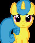 Sad Lemon Hearts Vector