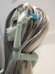 Monster High Frankie Stein by cherry767