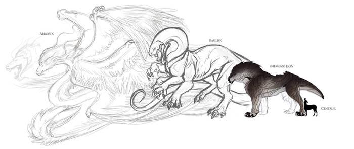 Cornipes- Apex Predators WIP