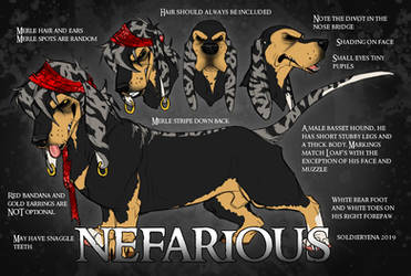 Nefarious Ref 2019 by SoldierYena