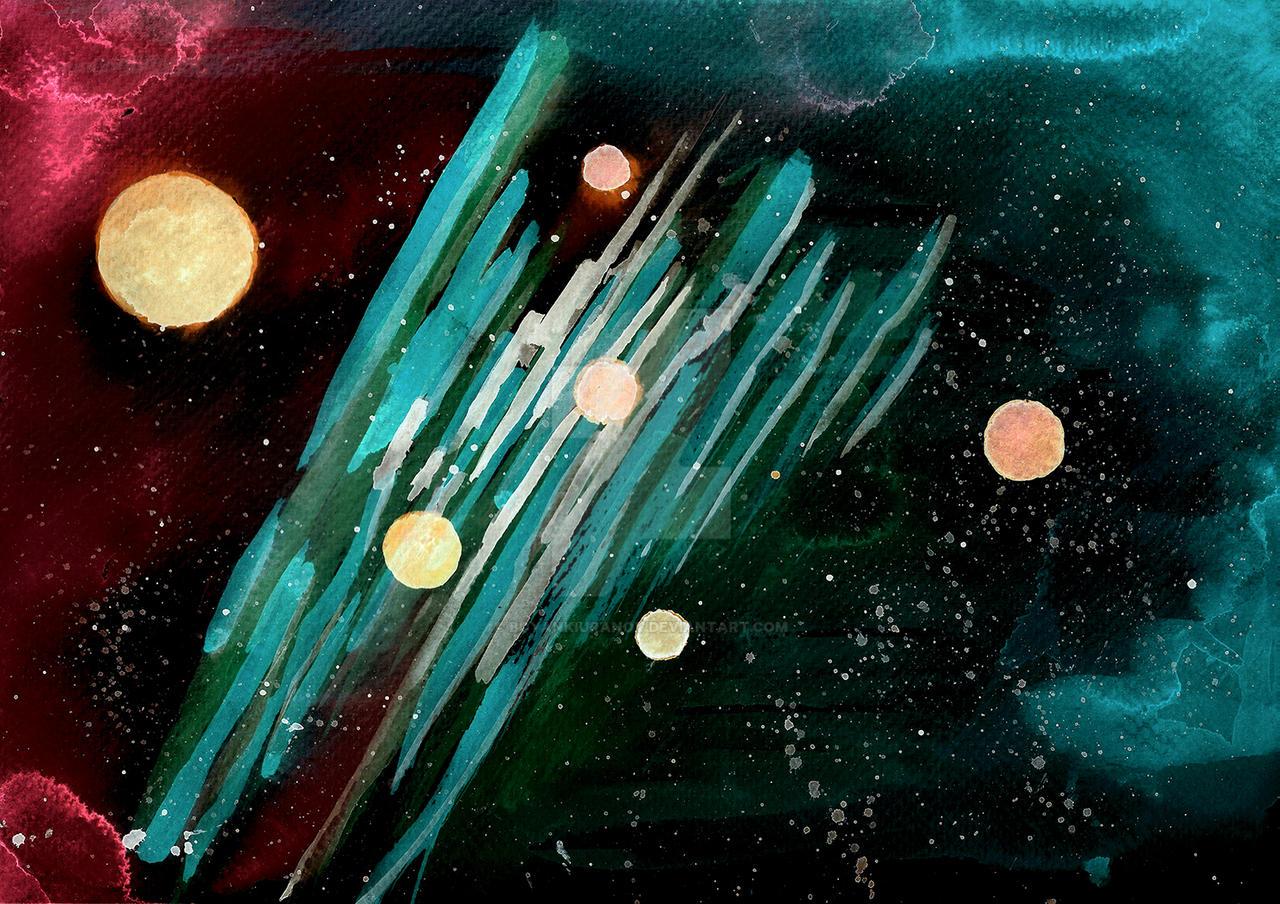 Abstract Space by boyankiuranov