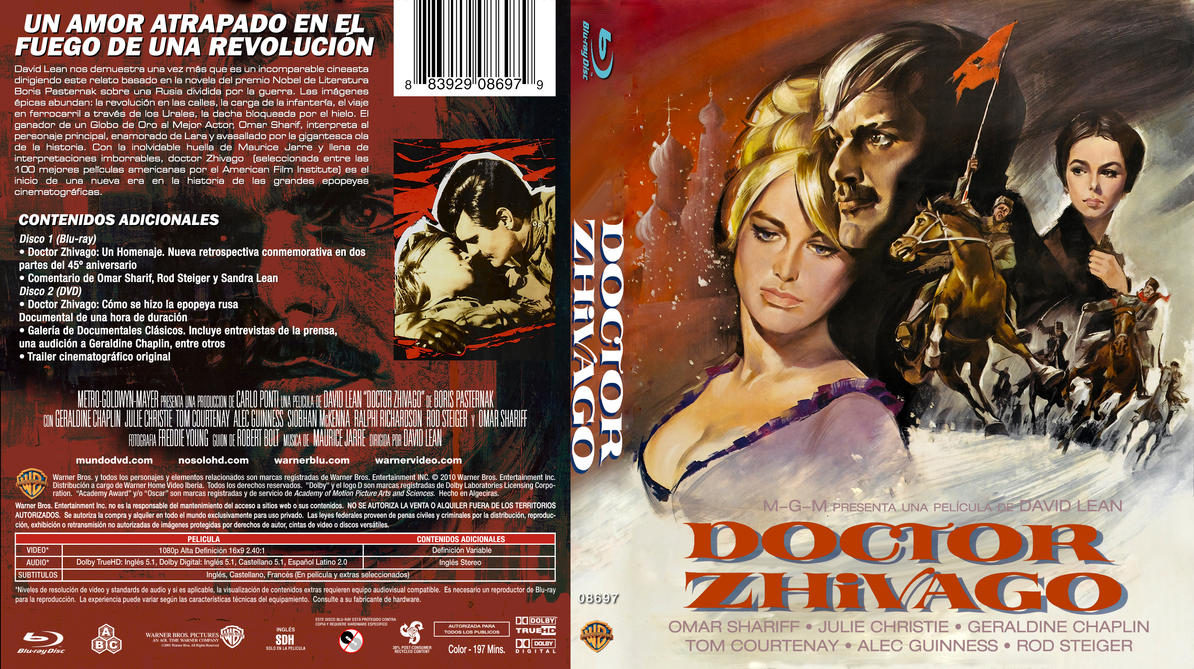 dr zhivago movie Doctor zhivago dvd movie video at cd universe, david lean's doctor zhivago is an exploration of the russian revolution as seen from the point of view of the intellectual.