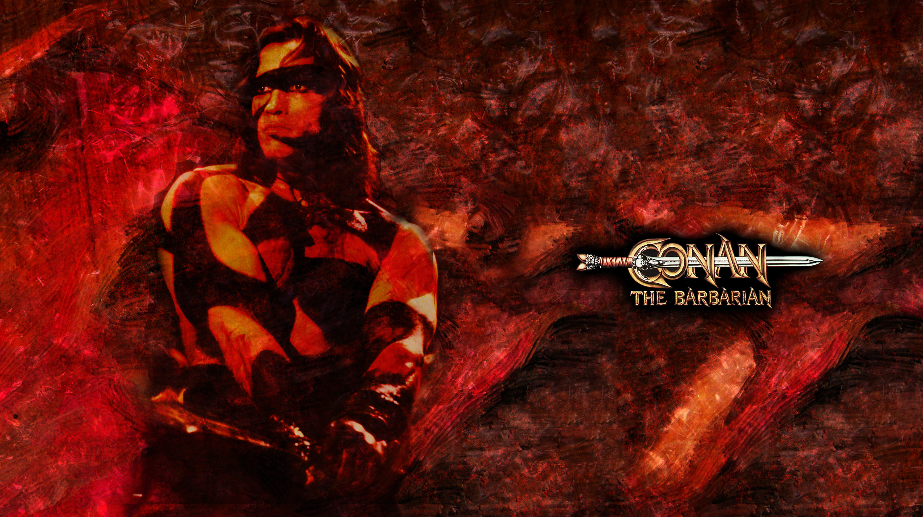 Conan the barbarian henti hardcore video