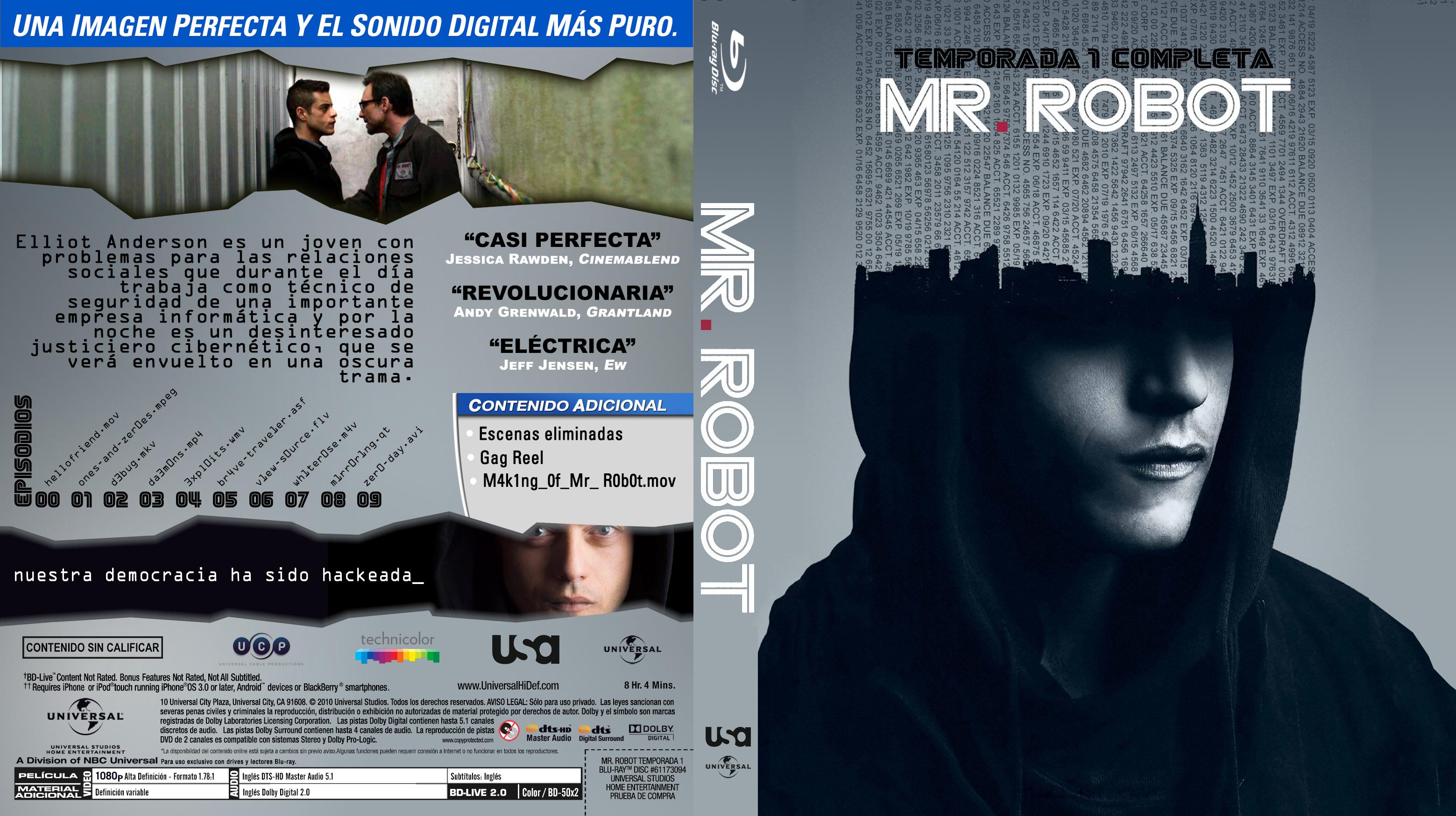 Mr Robot Staffel 1 Folge 1