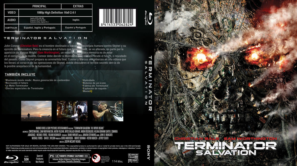 Terminator Salvation [Sete54-repopo] B by repopo