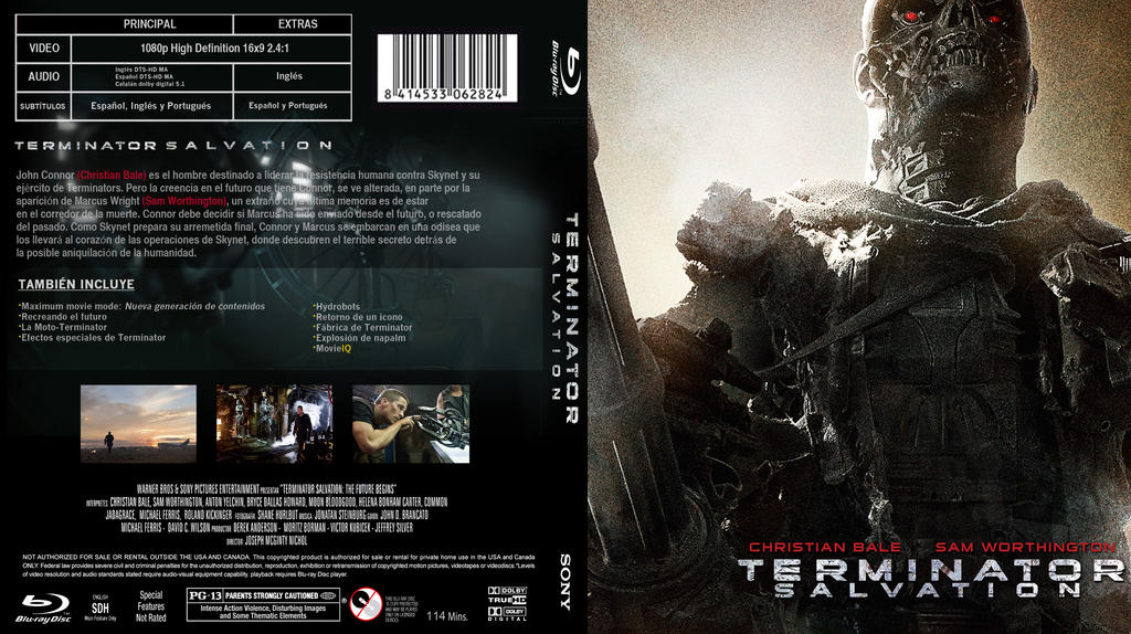 Terminator Salvation [Sete54-repopo] C by repopo