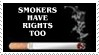 Smokers' Rights by LaPurr