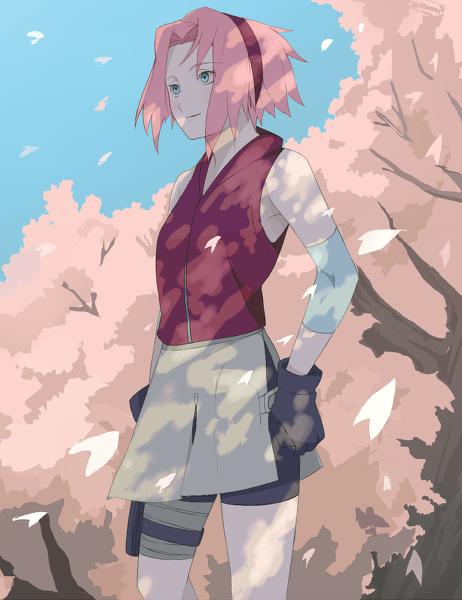 Resultado de imagem para sakura haruno cute