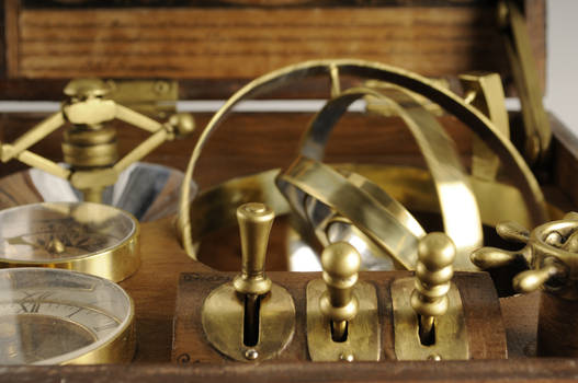 Time Machine Levers