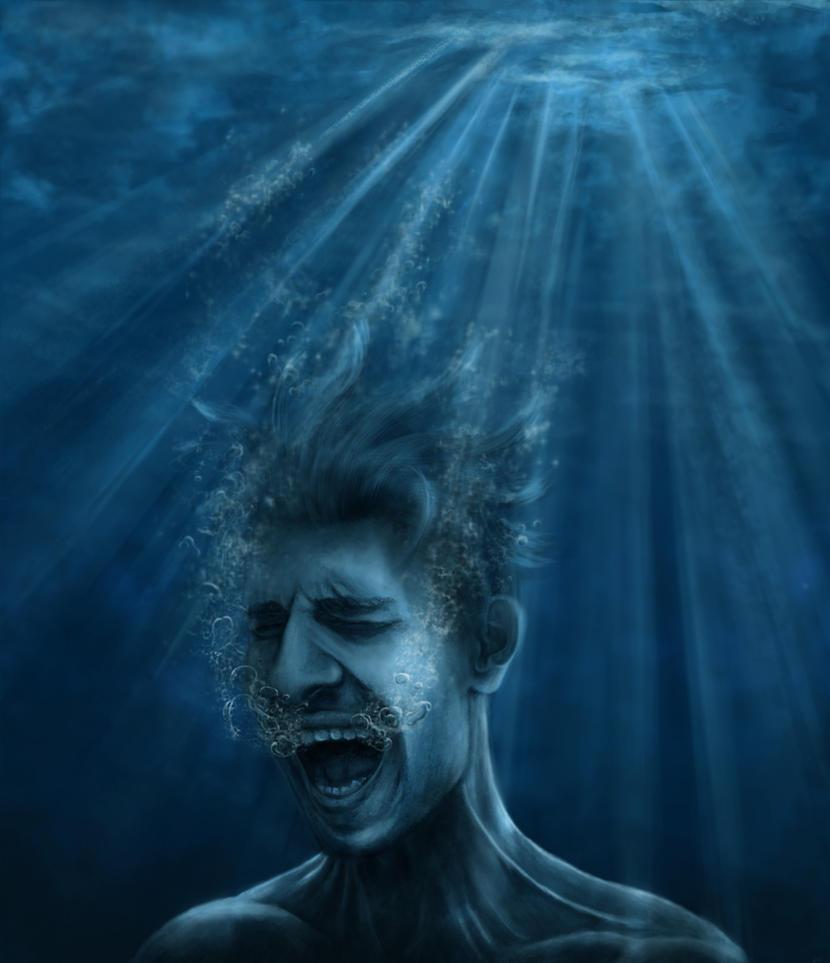Underwater Self by osiskars
