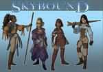 Skybound Lineup