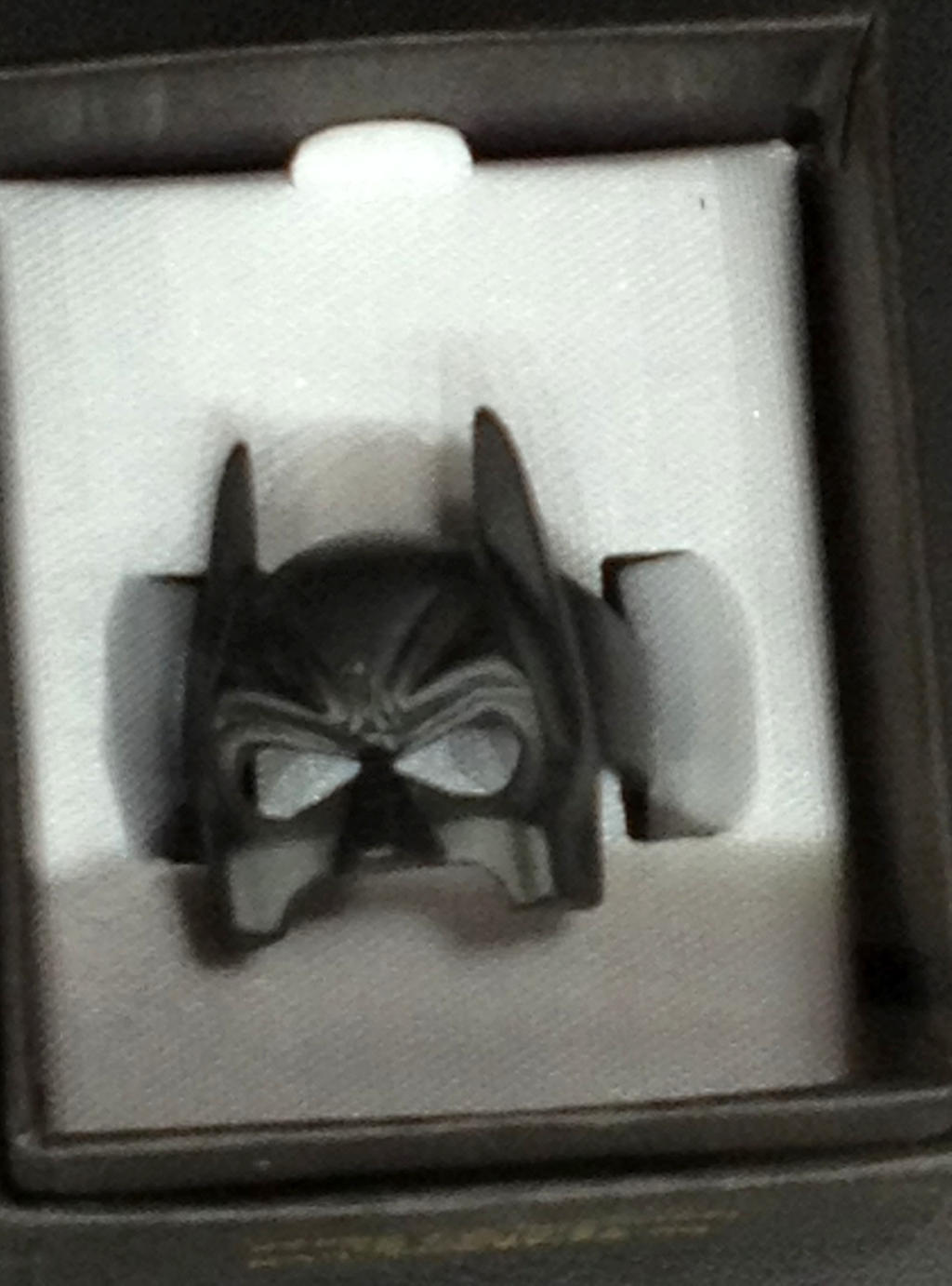 Batman ring by Mimzy94
