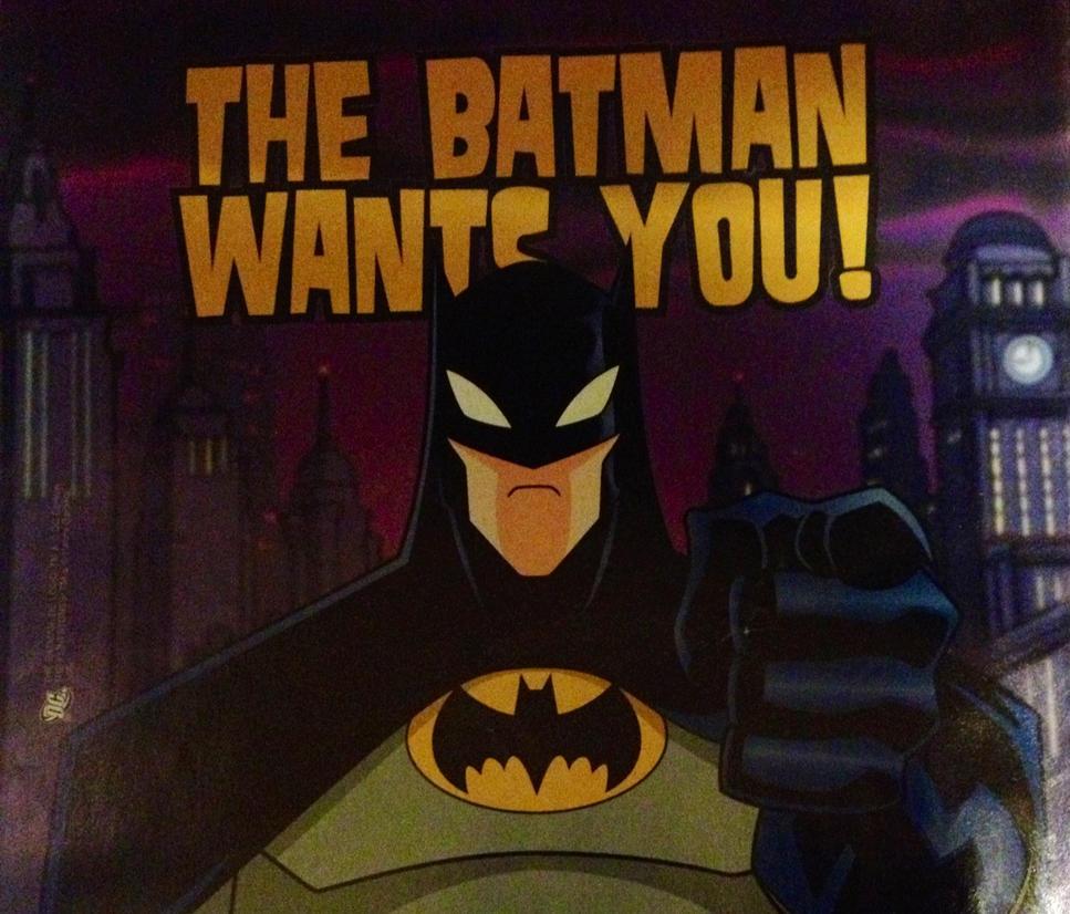 Batman!!! by Mimzy94