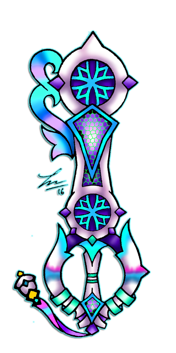 Keyblade #2! Gypsy Prayer by Mimzy94