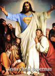 Jesus Christ Superman