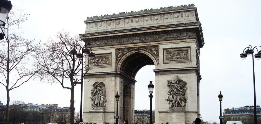 Shanzelize - Paris by eaudechocolate