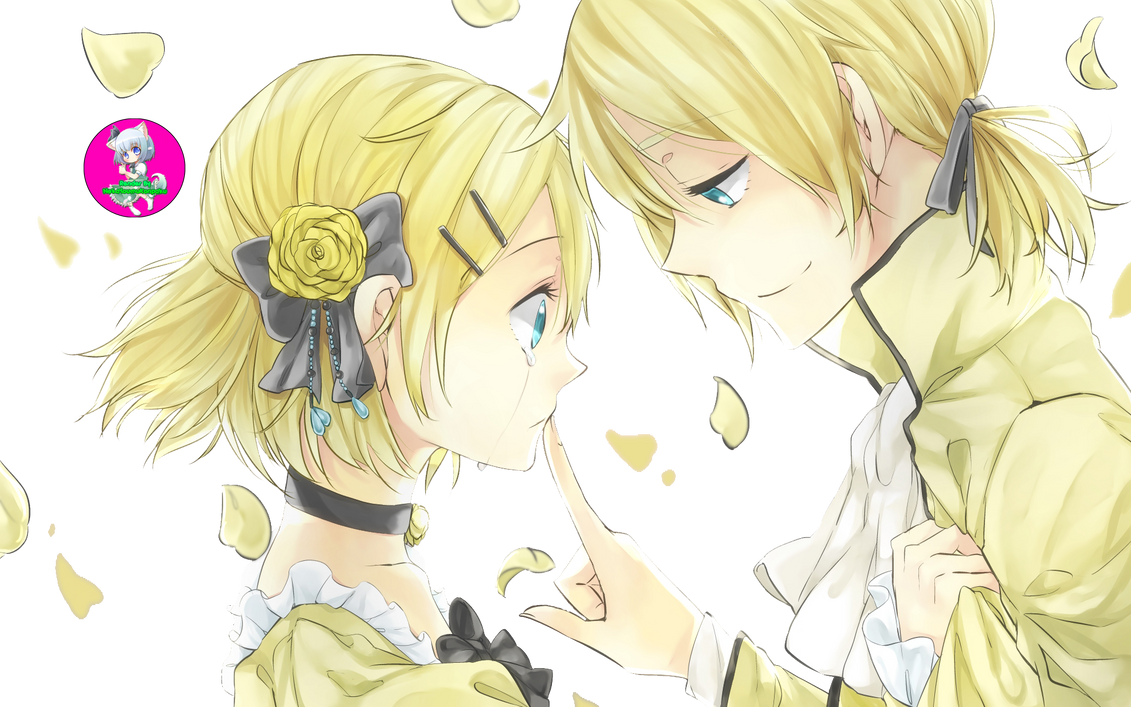 Render Rin y Len Kagamine by NekoYoumuKonpaku on DeviantArt