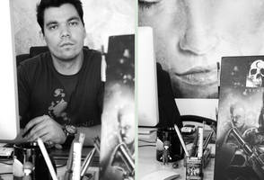 And my photo studio by santtos-portfolio