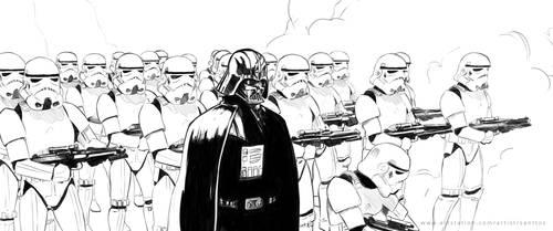 Star Wars Line