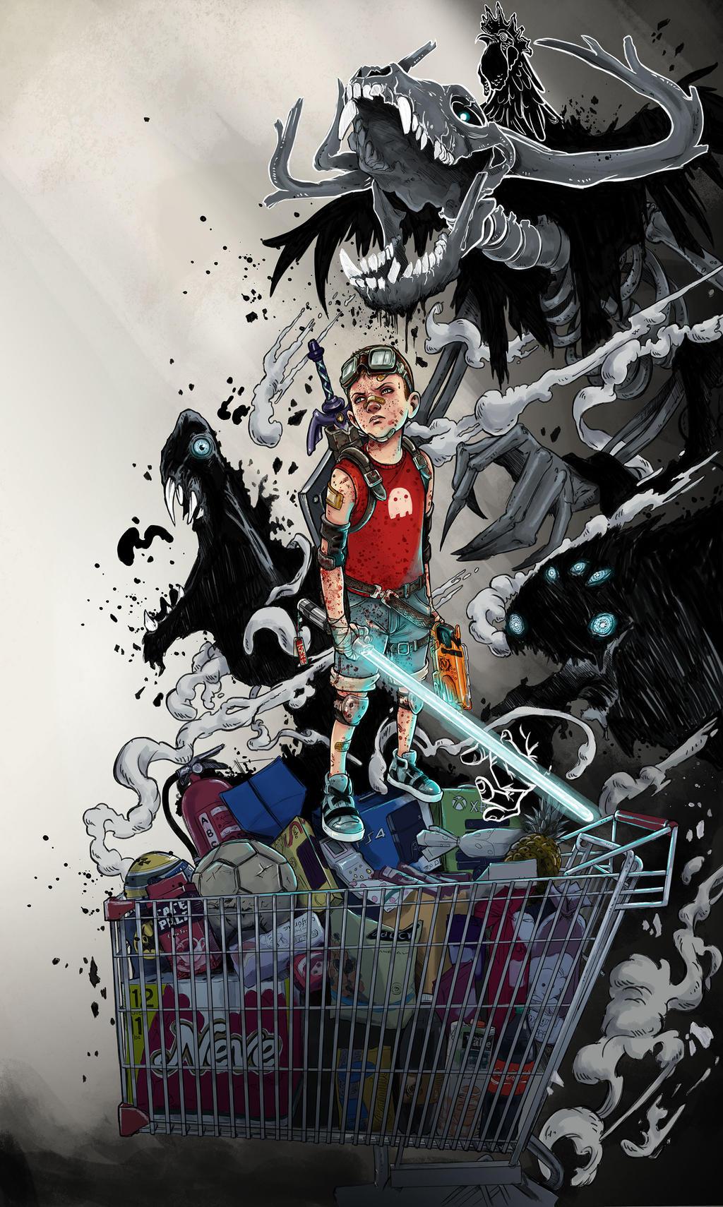 50 % Off Comics by santtos-portfolio