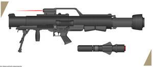 Hellraiser missile launcher